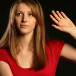 BodyLanguageProjectCom - Alerting Or Announcement Gestures 1