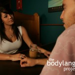 BodyLanguageProjectCom - Attentive Body Language Or Attentiveness Or Pensiveness