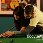 BodyLanguageProjectCom - Bent Over Posture Or Rump Presentation