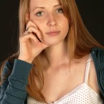 BodyLanguageProjectCom - Finger moving up the chin 3
