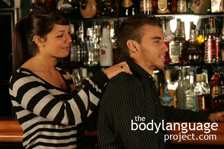 the body language project dating attraction and sexual body language p2p