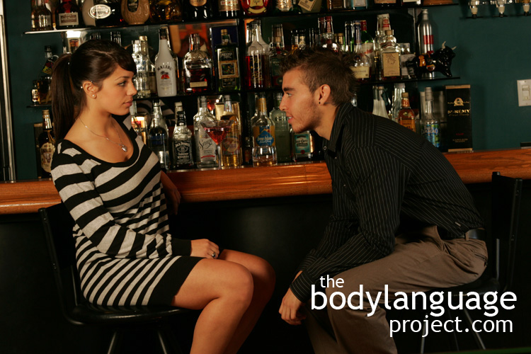 Body Language When Someone Is Attracted To You