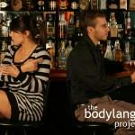 BodyLanguageProjectCom - Knee Knee Leg Cross Or Knee-Knee Cross 1