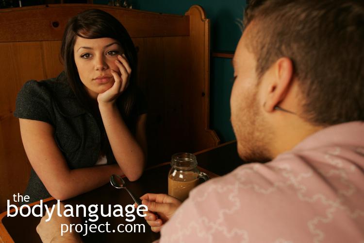 Defensive Body Language