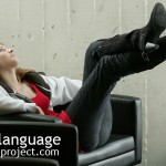 BodyLanguageProjectCom - Relaxed Body Postures 1