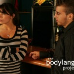 BodyLanguageProjectCom - Ventral Denial Or Ventral Distancing 2